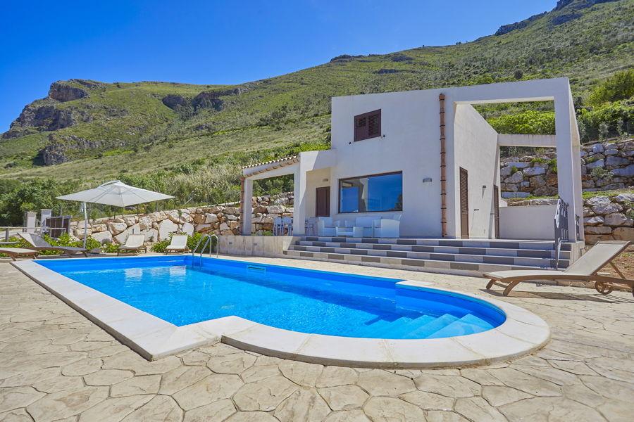 Villa Dany Scopello Sicily