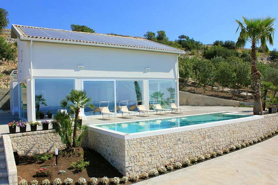 Sicily, Ragusa, Villa Zoe