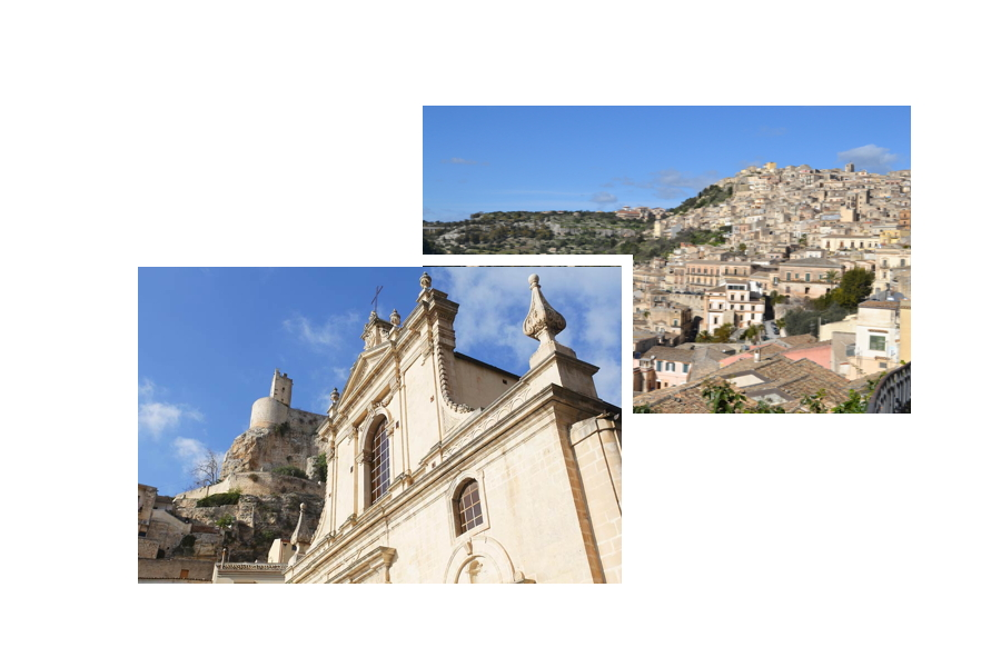 Modica, Sicily, Baroque town