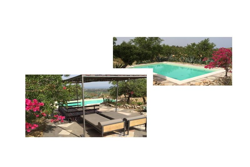 Noto, Sicily Villa Nature and Relax swimming pool