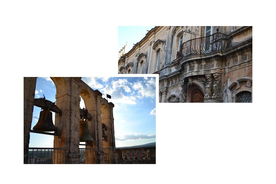 Sicily, Baroque town