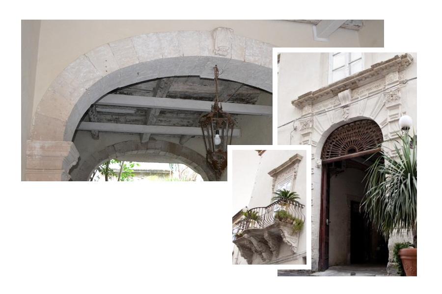 Syracuse Ortigia, Sicily White Palace