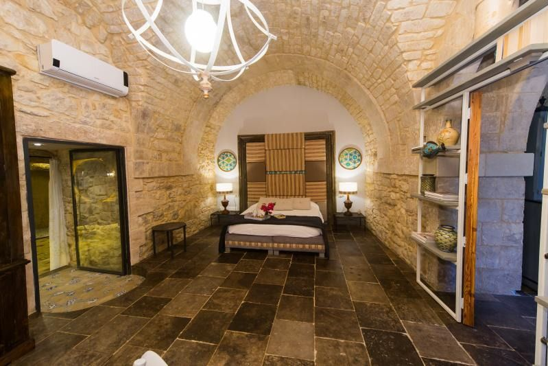 Modica, Sicily Apartment the Cave double bedroom