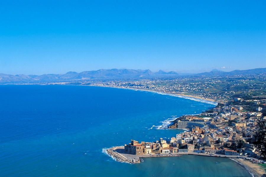 Scopello, Sicily, gorgeous view