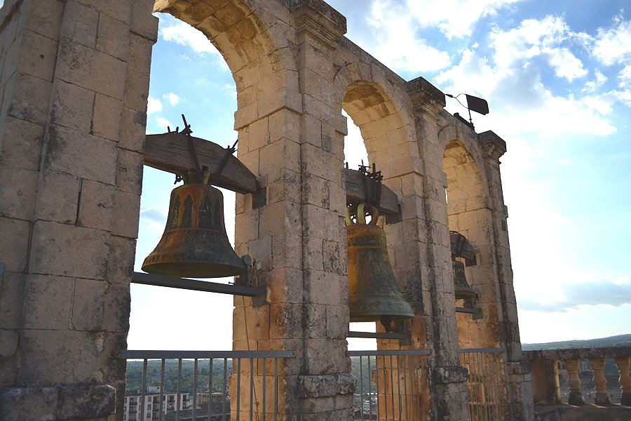 Sicilian Baroque church bells