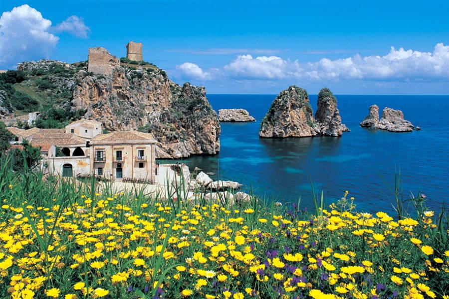 Faraglioni di Scopello, Sicily