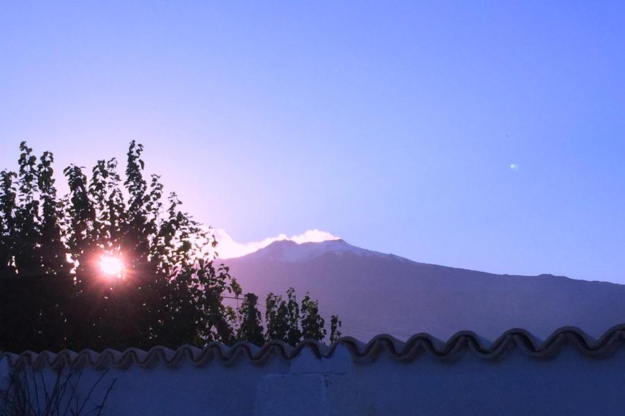 Vulcano Etna, Sicily
