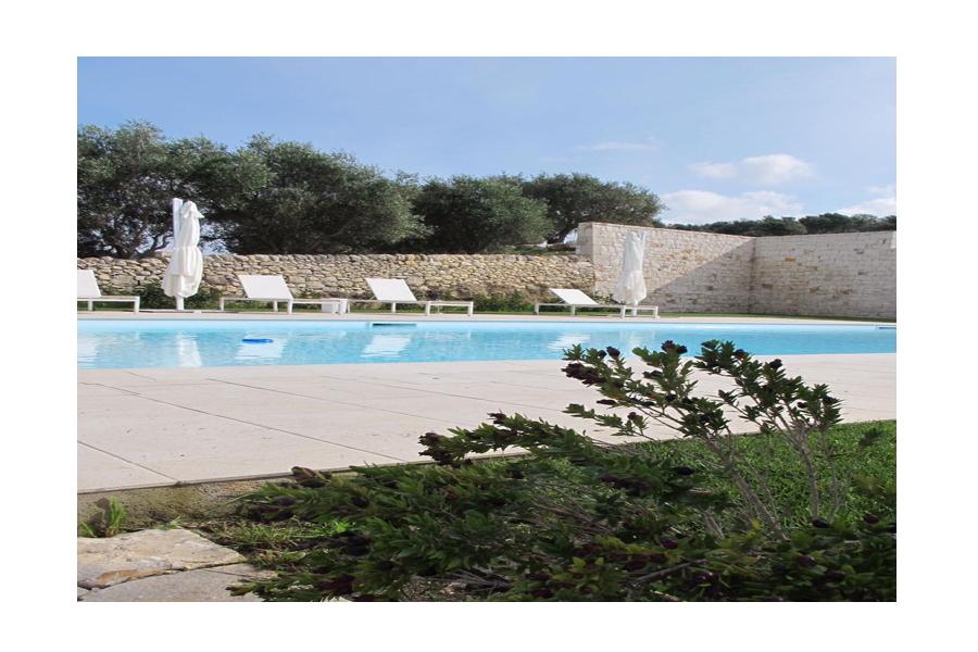 Orange Suite, Ispica, Sicily, the common pool