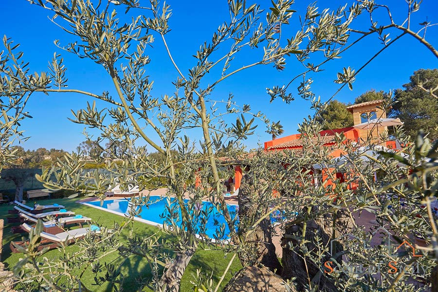 Ribera Seccagrande, Sicily, private villa