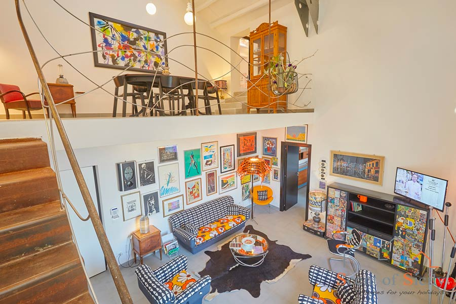 Loft Kalsa Sicily Palermo art and comfort