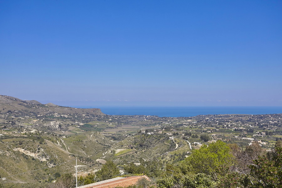 Sea View in Villa Knoll, Scopello, Sicily