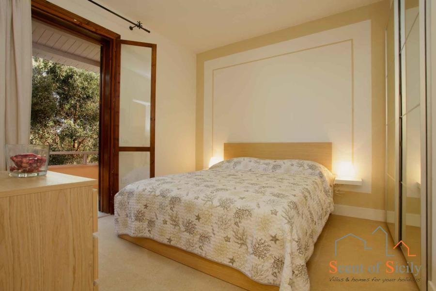 Double bedroom in  Villa dei Coralli, Marsala Western Sicily