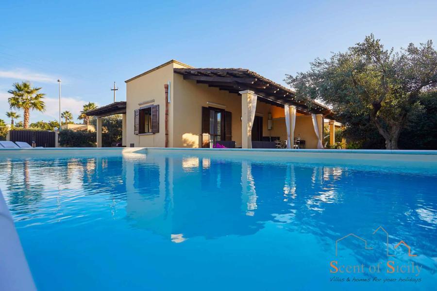 Villa Simo Marsala Western Sicily