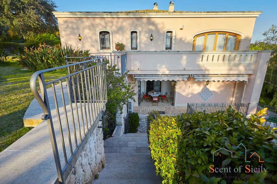 Dimora Belvedere, Syracusa, Sicily, the apartment in a big private villa
