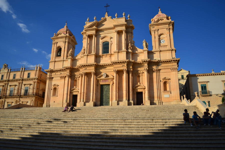 Noto Cathedral, Sicily