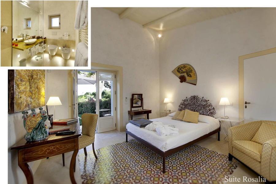 Donna Corally Suite Rosalia, Syracuse, Sicily