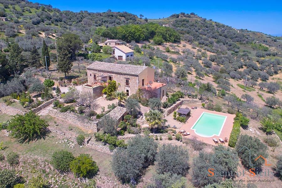 Country House Aidone, Aidone / Morgantina , Sicily