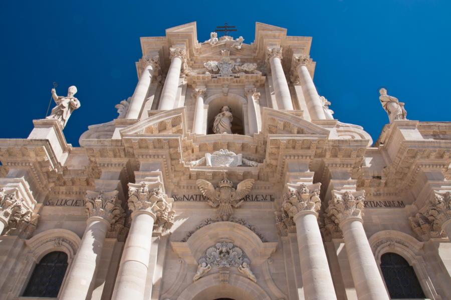 Cathedral Syracusa Ortigia