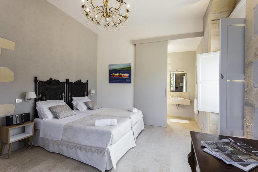 Villa White Herone the suite, Syracuse Sicily