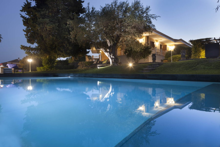 Each single detail in this villa is chosen with love to make you feel like home in Villa Shanti Syracuse Scent of Sicily