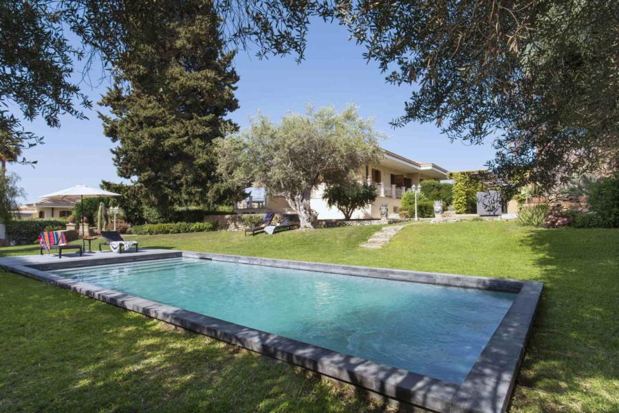 Villa Shanti, Syracuse Sicily