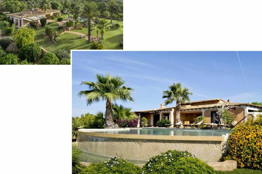 Villa in Sicily with pool  in Castelvetrano Scent of Sicily