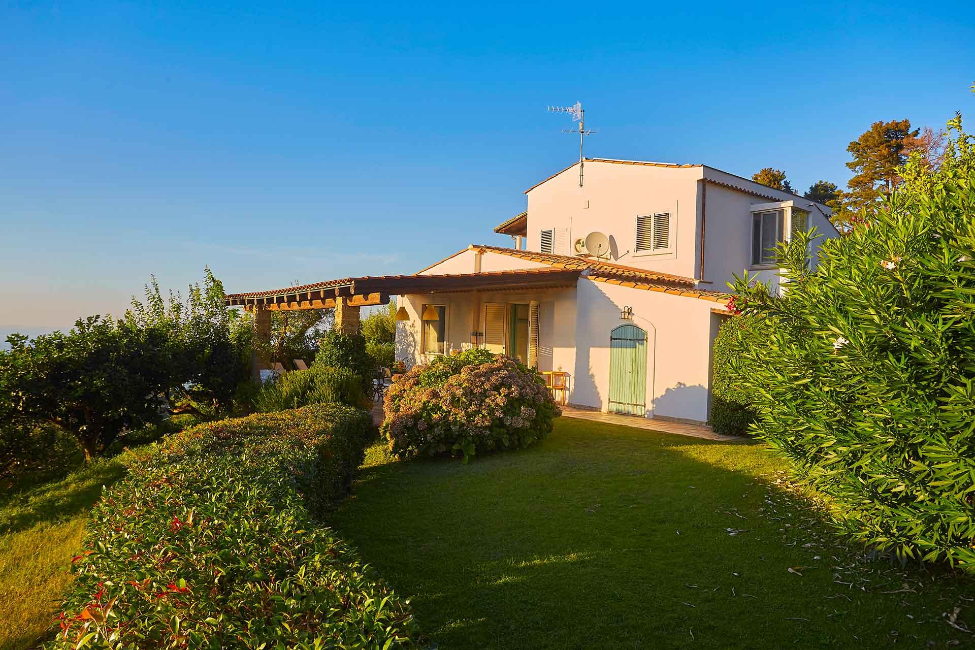 Villa Sunrise Scent Of Sicily