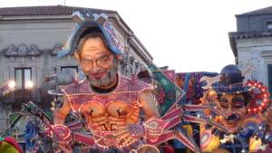 Steve Jobs carnival
