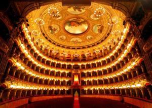 Catania teatro massimo bellini stage hall