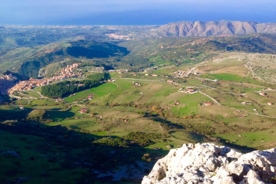 Sea View, Gratteri, Sicily