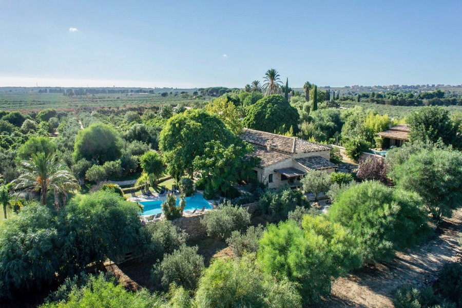 Welcome to Villa Chic, Castelvetrano Western Sicily