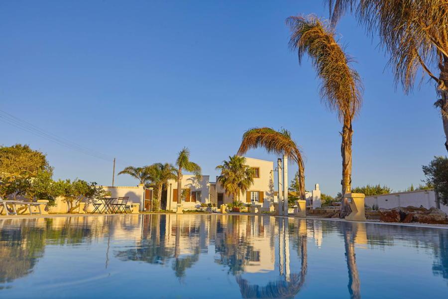 Wonderful villa del Tufo in modern style in Marsala Western Sicily Scent of Sicily