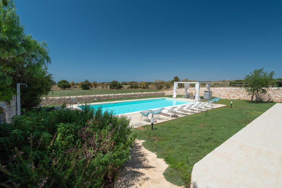 Relax in private swimming pool at Siciian Heritage Ragusa Scent of Sicily