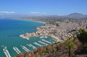 trapani coast sicily