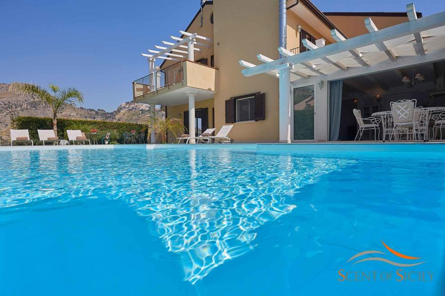 Luxury Villa Taormina Bellevue Taormina Scent of Sicily