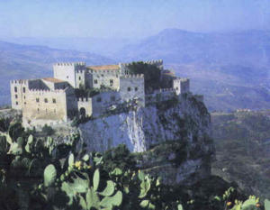 castle of caccamo