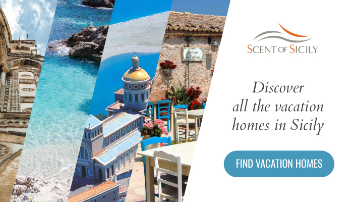 Discover all the vacation homes in Sicily