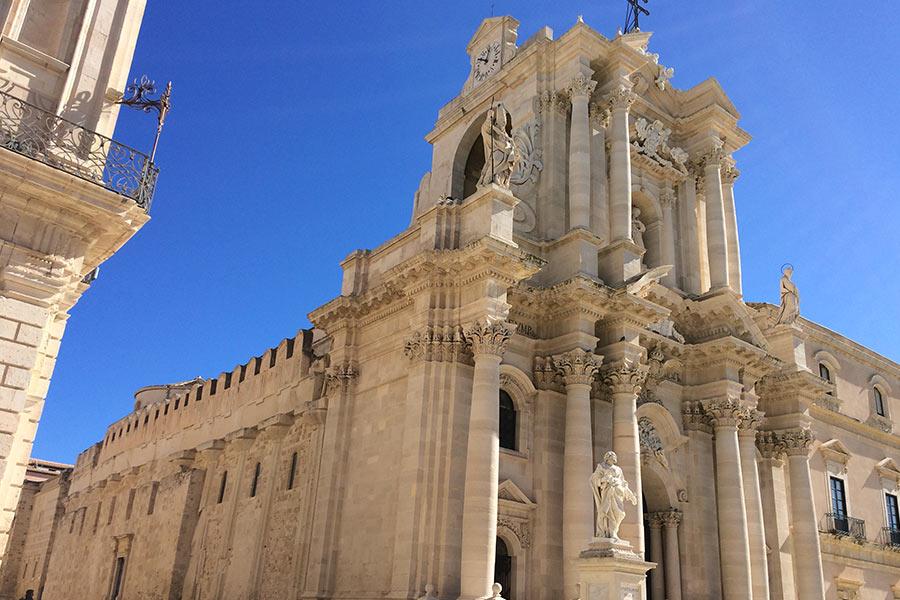 Chiesa antica da Visitare Siracusa