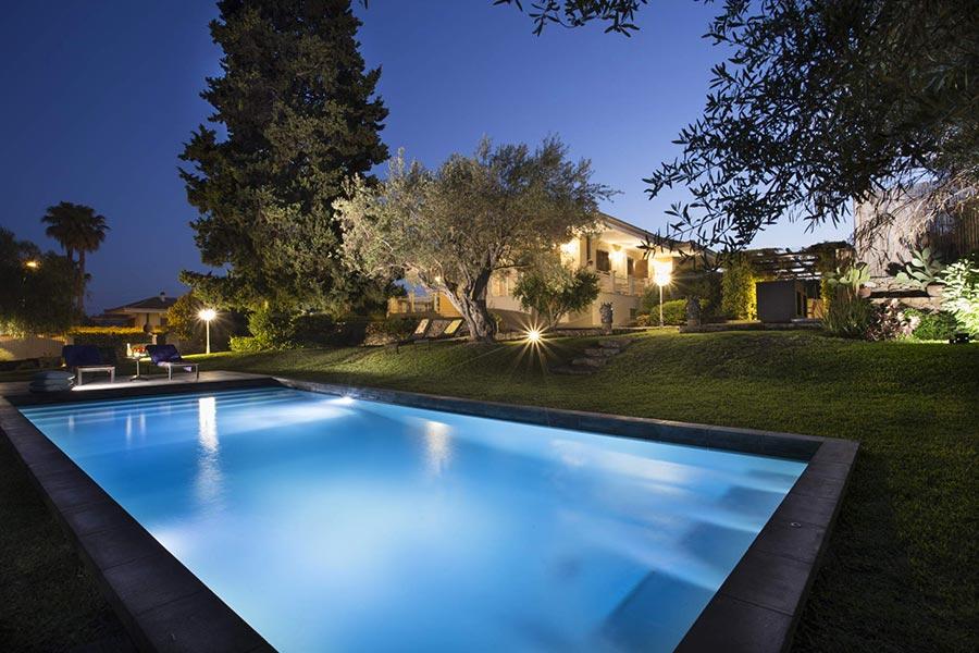Villa con piscina privata e giardino Siracusa, Sicilia