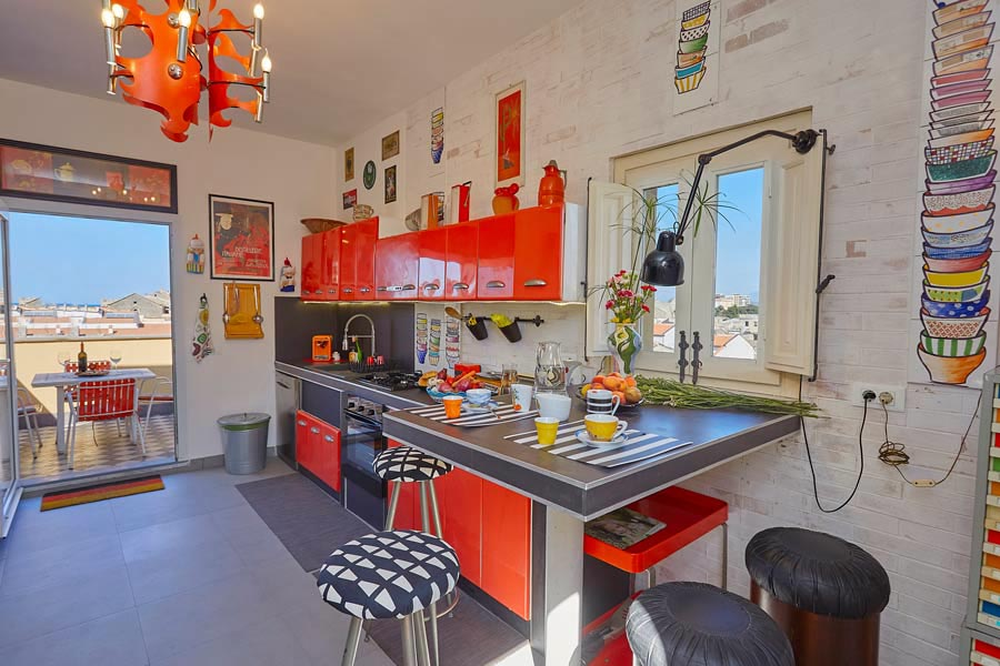 Holiday House In Sicily by the sea, Loft Kalsa in Palermo
