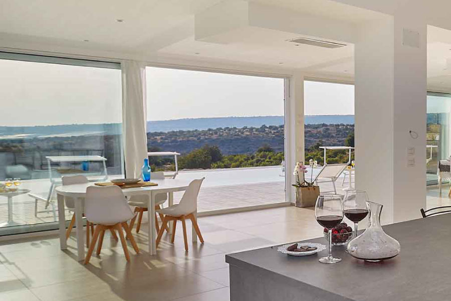 Holiday home in Sicily by the sea, Villa Deva
