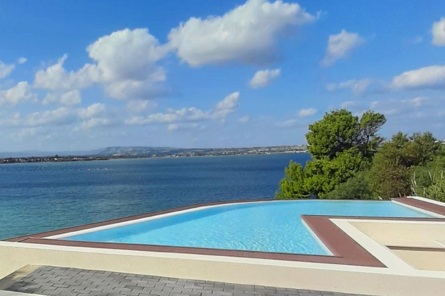 Holiday home in Sicily by the sea, Villa Eureca