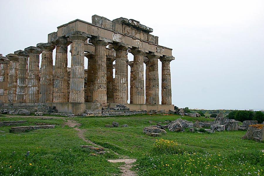 The Temple of Hera at Selunite