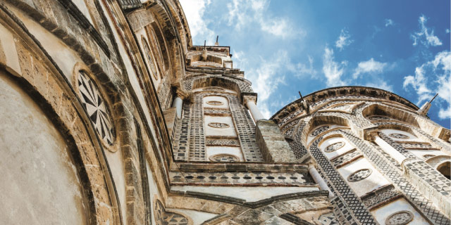 Detail of Monreale Cathedral