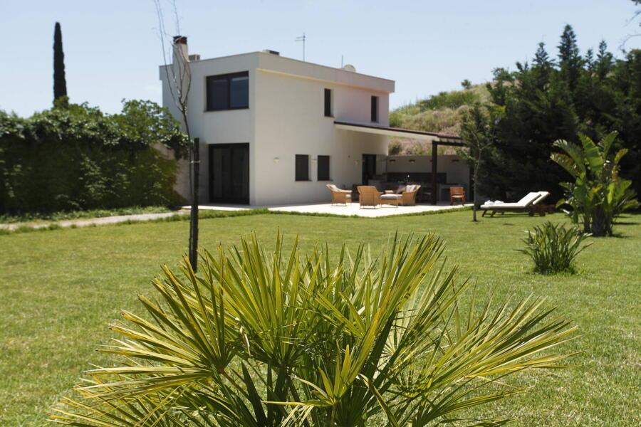 Villa Bright, Mondello fSicily