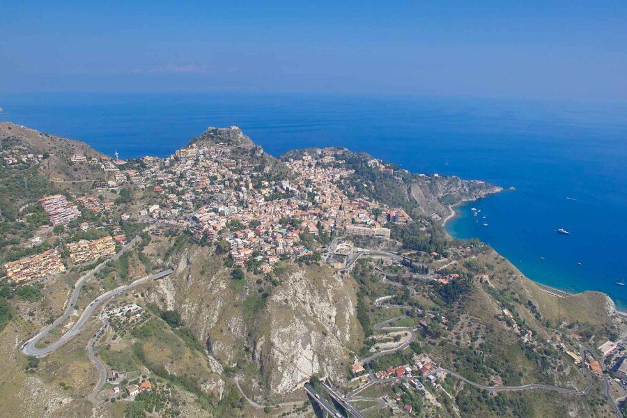 Sicily, Taormina Area