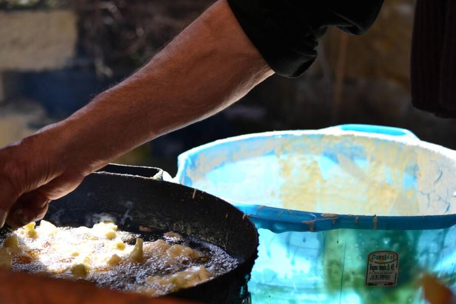 Sicily, street food