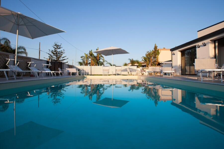 Welcome in Villa Fanusa, Syracuse Souther Sicily