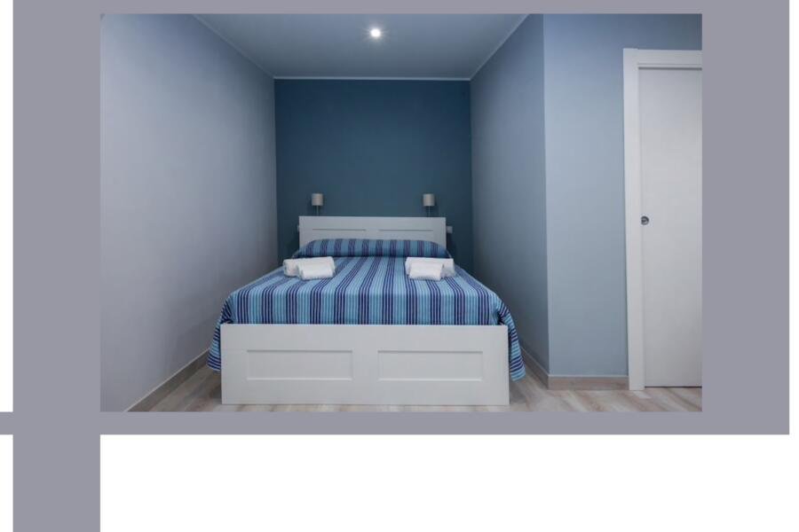 "The ""indaco"" double bedroom en-suite"