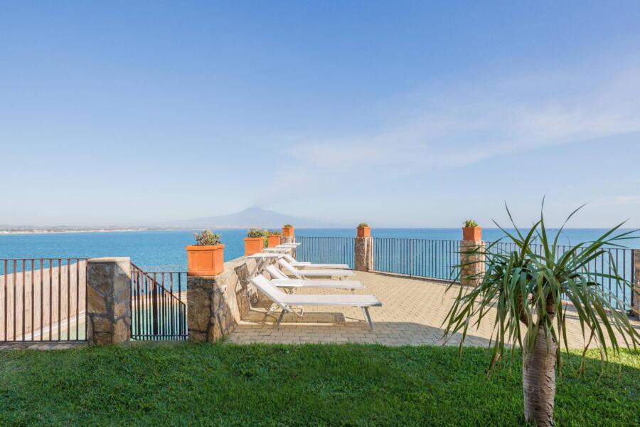 Villa Puntablu, Syracuse the lovely sea view